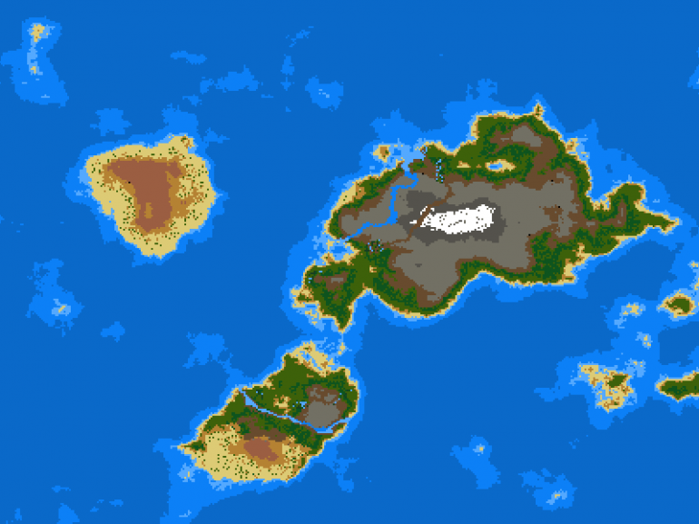 Screenshot Saturday: World Generation Improvements