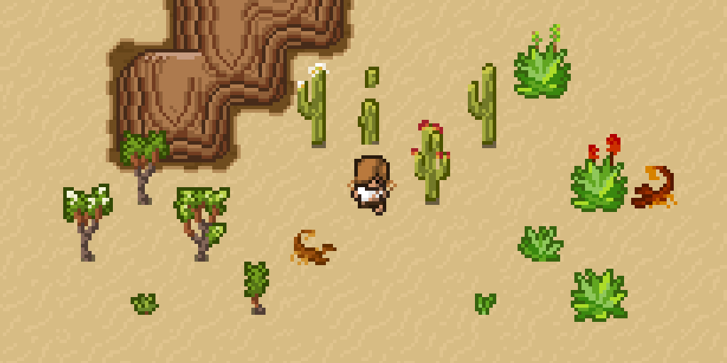 Desert Improvements