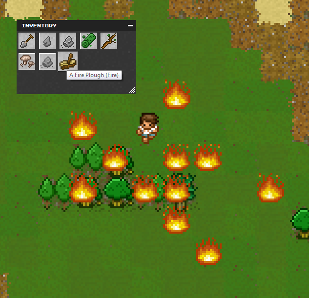 Screenshot Saturday: Forest Fires