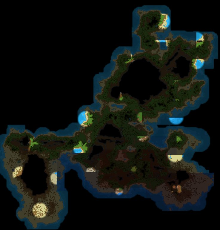 Giovanni's World Map