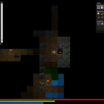 Doors are very useful for keeping out the baddies in my mine.