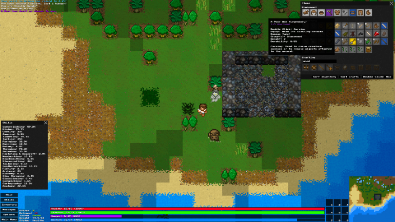 Beta 1.4 Screenshot