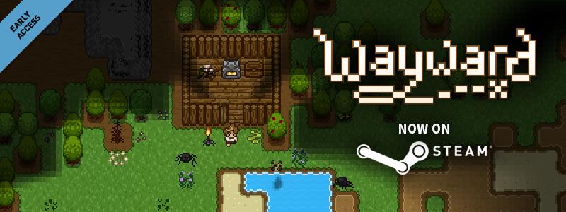 Steam Release Banner