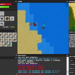 Wayward Alpha 1.2 - Swimming (and drowning)
